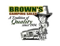 Browns Camping Sales Inc Logo