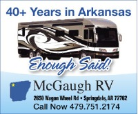 McGaugh RV Center Logo
