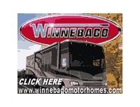 Winnebago Motor Homes and Trailer Sales Inc. Logo