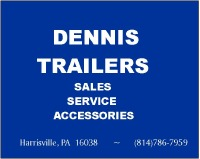 Dennis Trailers Inc Logo