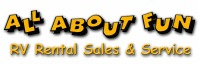 All About Fun RV Rental and Sales Logo