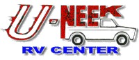 U-NEEK RV CENTER Logo