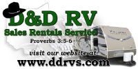 D & D RV and Auto Logo