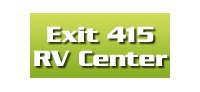 Exit 415 RV Center Logo