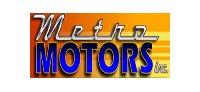 Metro Motors, Inc. Logo