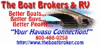 Boat Brokers & RV Logo