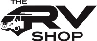 The RV Shop Logo