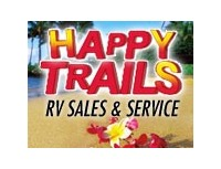 Happy Trails RV Sales & Service Logo