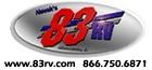 83 RV Inc Logo