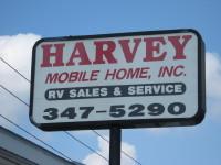 Harvey Mobile Home Inc. Logo