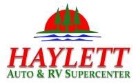 Haylett Auto & RV Supercenter Logo
