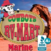 Cowboy's RV Mart & Marine Logo