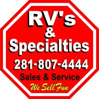 RV's & Specialties Logo