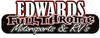 Edward's Full Throttle Motorsports & RV's Logo