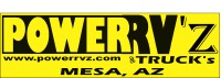 Power RVz Logo