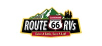 Route 66 RVs Logo