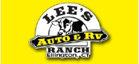 Lee's Auto and RV Logo