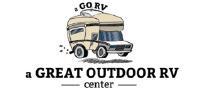 a Great Outdoor RV center Logo