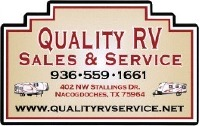 Quality RV Sales & Service Logo