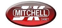 J & K Mitchell Logo