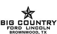 Big Country Ford/RV Logo