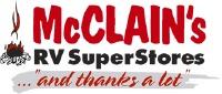 McClains RV Logo