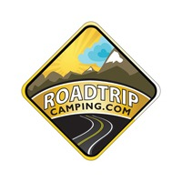 Road Trip Camping Logo