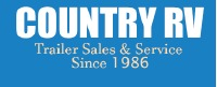 Country RV Trailer Sales & Service Logo