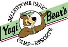 Yogi Bear's Jellystone Park - Wolf River Logo