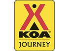 Enfield/Rocky Mount KOA Logo