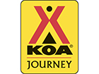 Point South/Yemassee KOA Logo
