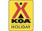 Bear Lake/Garden City KOA Logo