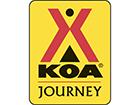 Sheridan/Big Horn Mountains KOA Logo