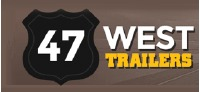 47 West Trailer Sales Logo