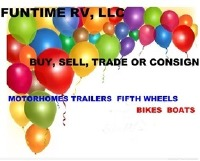 Fun Time RV LLC. Logo
