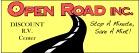 Open Road RV Center Logo