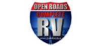 Open Roads Complete RV Logo