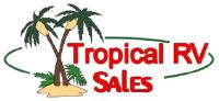Tropical RV Sales Logo