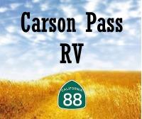 Carson Pass RV Logo