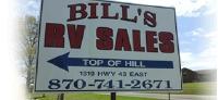 Bill's RV & Motor Home Sales Logo