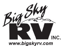 Big Sky RV Logo