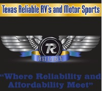 Texas Reliable RV's and Motorsports Logo