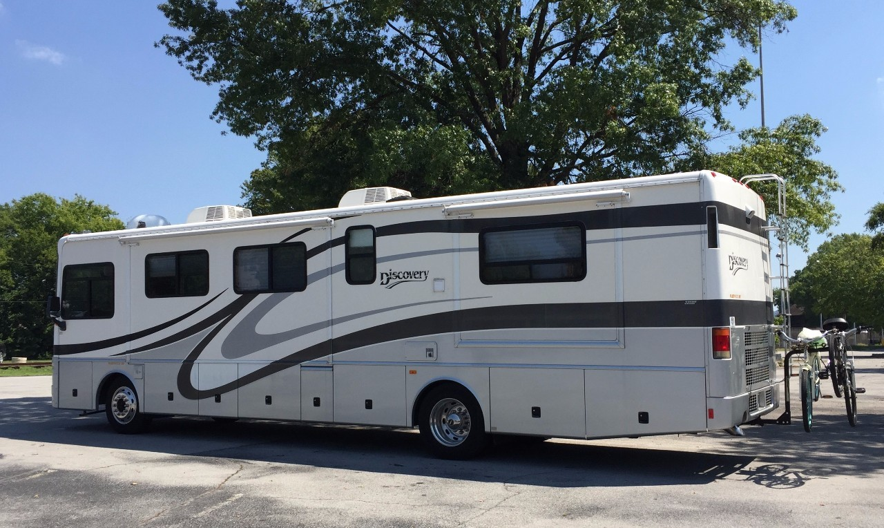 2002 fleetwood discovery 37u for sale autos post