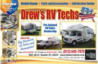 Drew's RV Techs Logo