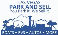 Las Vegas Park and Sell Logo