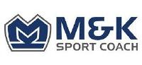 M & K Sport Coach Logo