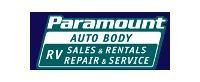 Paramount Auto Body & RV Center Logo