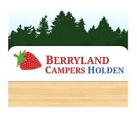 Berryland Campers - Holden Logo
