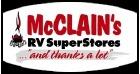 McClains RV Denton Logo