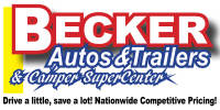 Becker Autos & Trailers Logo
